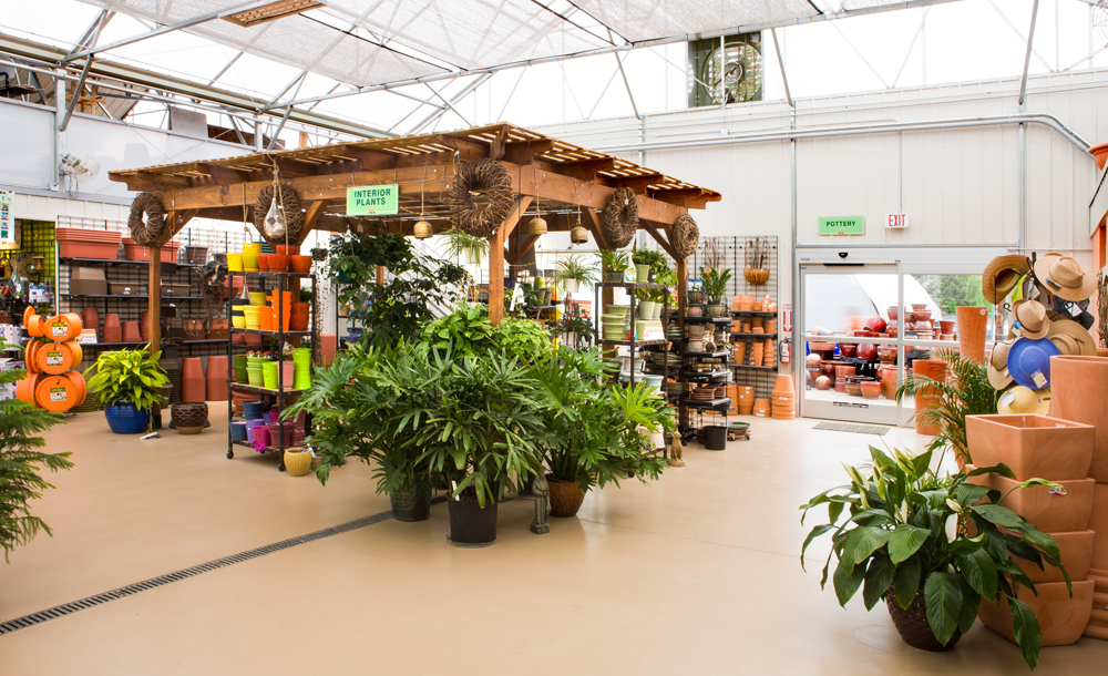 The store in Eagle Crest Nursery
